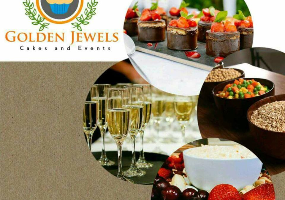 Golden Jewel Cake&Events